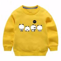 Sweater anak perempuan HAY PANDA baju jaket anak termurah