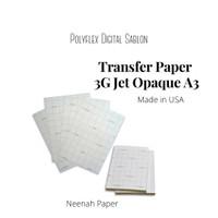 3G JET OPAQUE TRANSFER PAPER TERMURAH SIZE A3