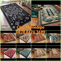 Karpet bulu/karpet lantai classic Mirzae 100x150 - MZ RANDOM