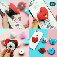 Pop Socket Phone Holder / Popsocket BT21 BTS import