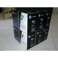 Toner HP Laserjet 55a (CE255A)-BLACK