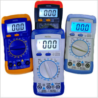 Digital multimeter multitester avometer amperemeter tipe A830L
