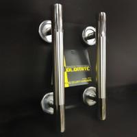 Pull handle / tarikan pintu Dolomite 20 cm Stainless steel
