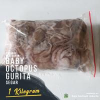 PROMO Baby Octopus 1kg/Baby Gurita Segar/Baby Octopus Fresh
