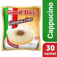 kopi good day cappuccino 30