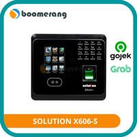 Fingerprint & Access Door Solution X606-S / Mesin Absensi / Sidik Jari