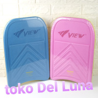 pelampung renang foam VIEW D V-42 ORIGINAL / Kick board / pullbuoy