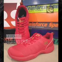 Sepatu RS ROSOBIN 12 ( Merah ) / Sepatu Badminton RS size 37 dan 38