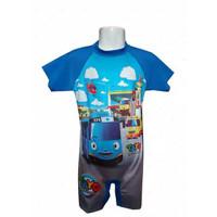 Baju Renang Anak laki / cowok SD usia 6-10 tahun - Tayo, M