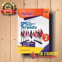 Buku Mandiri IPS Terpadu SMP Kelas 8 Penerbit ERLANGGA