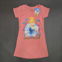 Disney Original Princess Dress Baju Anak Perempuan Pakaian 15090567 - 4