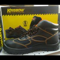 Sepatu Safety Krisbow Goliath 6Inchi Promo