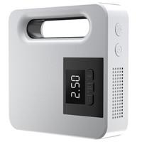 Inflator Pompa Angin Ban Mobil Elektrik LCD Display - CSLP03 - White