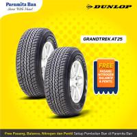 Ban Dunlop AT25 265/60 R18,Ban mobil Fortuner VRZ,Pajero