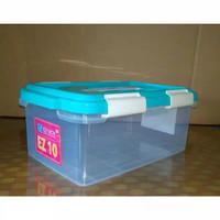 Ezy Smart Storage Box Container Plastik 10 liter