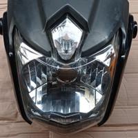 headlamp lampu depan yamaha scorpio z new original