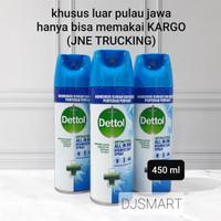 Dettol Disinfektan Spray 450 ml / Dettol Spray Crisp Breeze