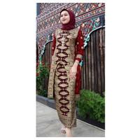 Batik Motif Songket Palembang