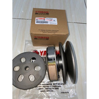 POLLY PULLEY PULI PULY ASSY SET MIO M3 FINO 125 SOUL GT 125