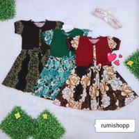 dress pita anak 4-5 tahun / Baju anak perempuan