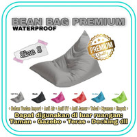 Kursi Santai / Bean Bag / Bantal / Furniture /Size 73x120 Sudah Isi
