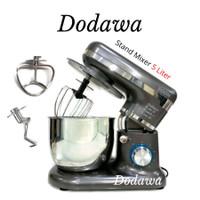 Dodawa Mixer 5 Liter 500w - Grey