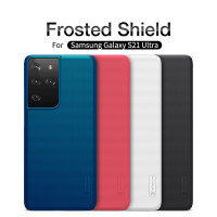 Hard Case Casing Samsung Galaxy S21 21 Plus S21 Ultra Nillkin Frosted