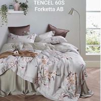 BEDCOVER & SPREI SUTRA TENCEL ORGANIK UK.160X200 - 200X200 TC05