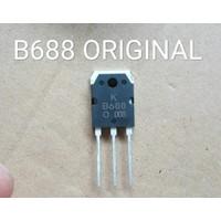 TR B688 ORIGINAL B 688 TRANSISTOR B688