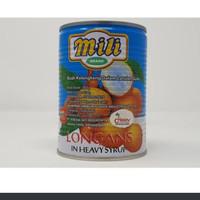 mili longan buah kaleng 565g buah kelengkeng