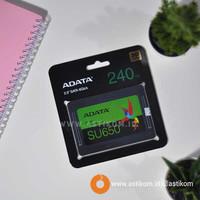 SSD Murah ADATA SU650 Ultimate 240GB Garansi 3 thn by OMEGA INDONESIA