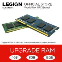 UPGRADE RAM 4GB, 8GB, 16GB