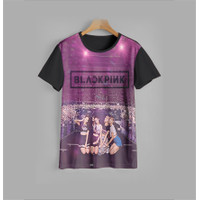 baju anak BLACKPINK v3 kaos anak BLACKPINK v3 (1-12 tahun)