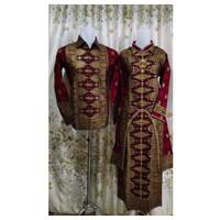 Batik Motif Songket Khas Palembang