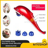 Alat Pijat Elektrik Terapi Infrared Dolphin Massager