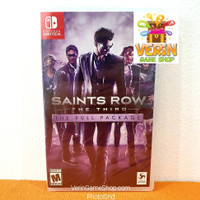 Switch Saints Row The Third - The Full Package / Saint Row 3