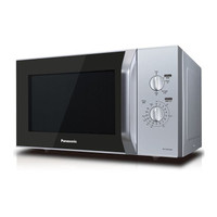 Panasonic NNSM32HMTTE Microwave Low Watt 25 Liter 450 Watt - ori
