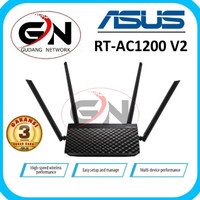 ASUS ROUTER AC 1200, RT-AC1200, AC1200, ROUTER WIFI, WIRELESS ROUTER