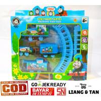 Mainan Anak Kereta Api Thomas / Train Play Set / Kereta Api Set Thomas