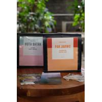 Paket Biji Kopi Arabica Batak Jawa