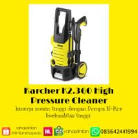 karcher k2 360 high pressure cleaner premium bagus awet berkualitas