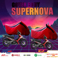 cover/selimut/sarung/mantel body motor supra x vega blade revo