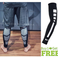 BUNDLING ELITE - Arm sleeve Leg warmer armsleeve basket manset tangan