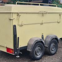 anhang trailer camper gerobak food truck jeep 4x4 proyek rescue