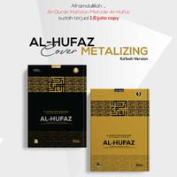 Alquran Hafalan Al-Hufaz Metalizing Ka'bah Version A5 Al-Quran Alhufaz