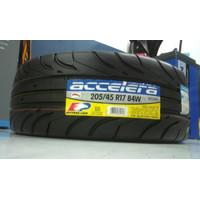 ban accellera semi slick ACCELERA 651 SPORT TW 200 205 45 R17