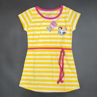 Disney Original Princess Dress Baju Anak Perempuan Pakaian 15110828 - 4