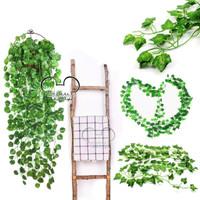 Daun Rambat Plastik / Daun Hias Ivy Artificial / Daun Artifisial