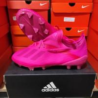 Sepatu Bola Adidas X 19.1 Pink FG - sepatu soccer adidas