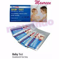 Alat Tes Masa Subur Onemed Baby Test Ovulation Tes Kesuburan Wanita